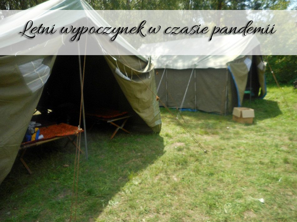 Letni wypoczynek w czasie pandemii