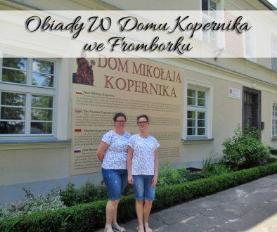 Obiady W Domu Kopernika we Fromborku