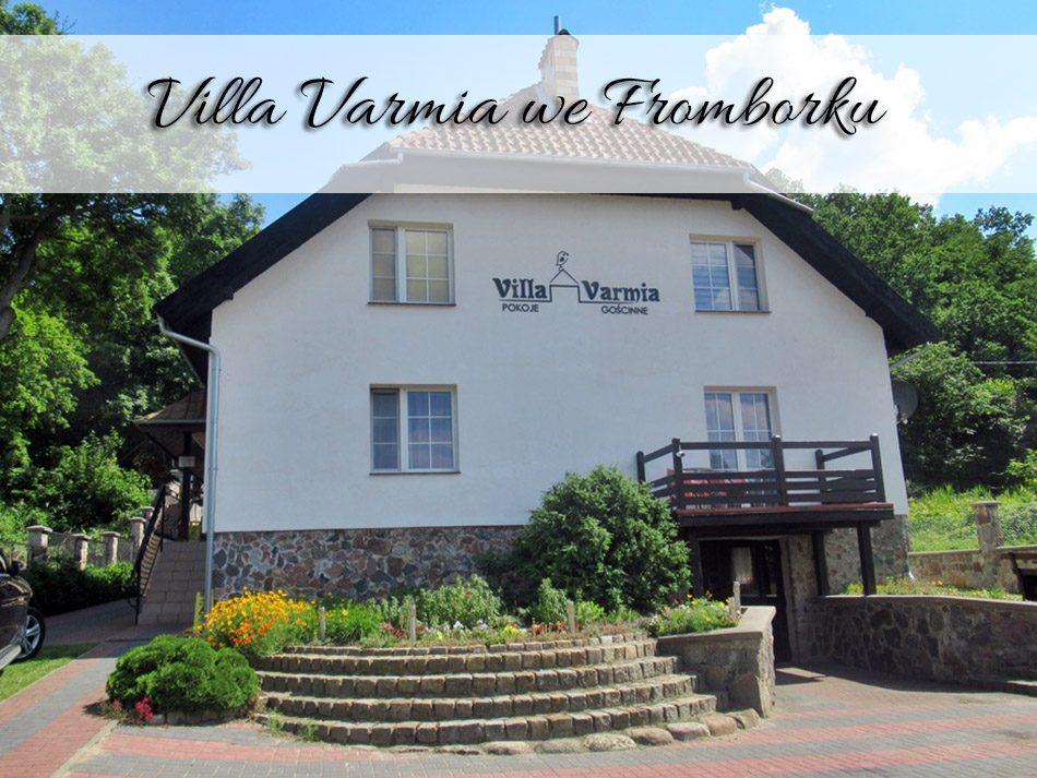 Villa Varmia we Fromborku