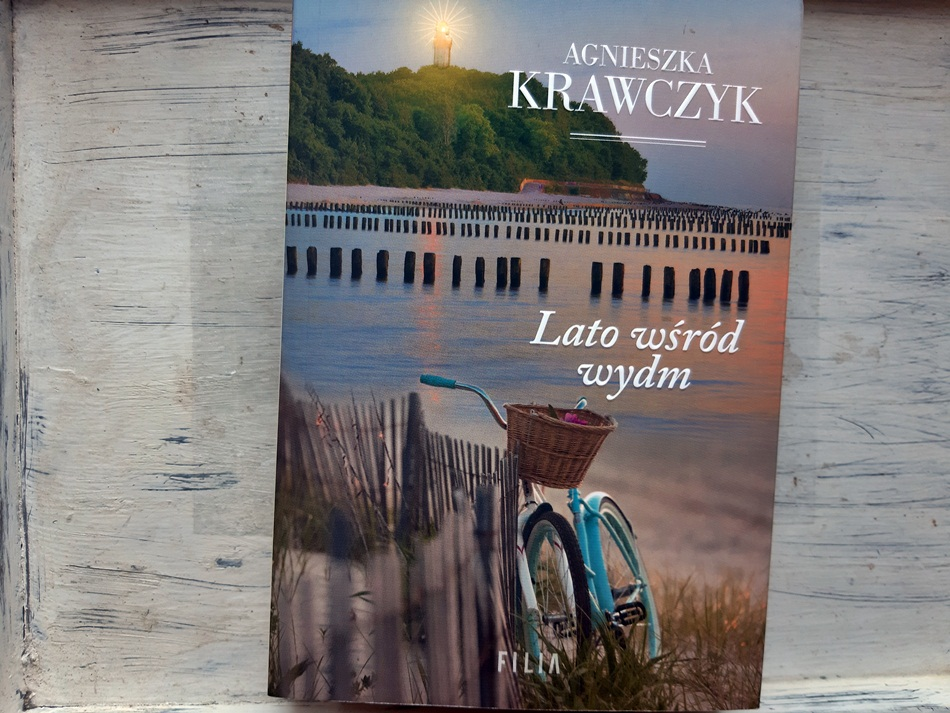 """,,Lato wśród wydm"""" Agnieszka Krawczyk"""