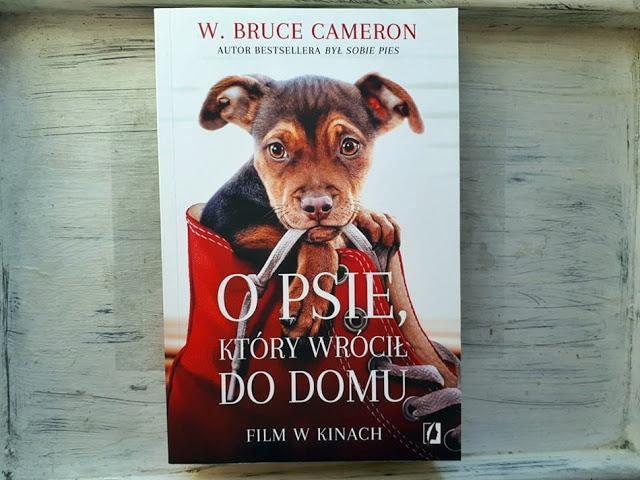 ",,O psie, który wrócił do domu"" W. Bruce Cameron"