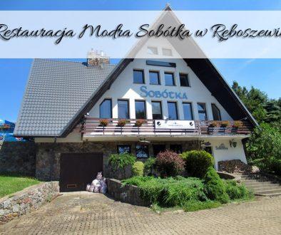 Restauracja Modra Sobotka w Reboszewie