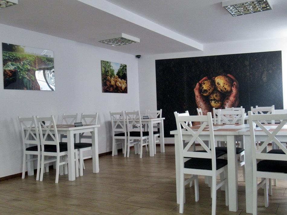 Restauracja Pyra w Gnieźnie