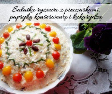 salatka-ryzowa-z-pieczarkami-papryka-konserwowa-i-kukurydza