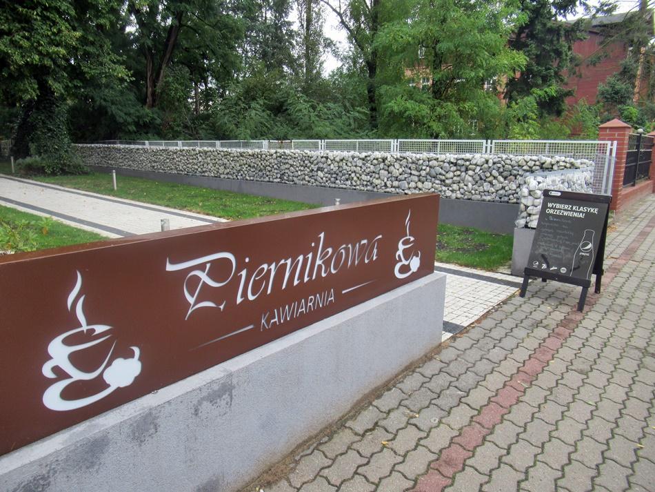 Kawiarnia Piernikowa w Ciechocinku