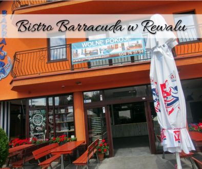 Bistro Barracuda w Rewalu
