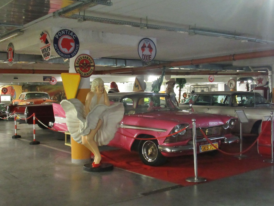 Muzeum Starych Samochodów w Kościerzynie