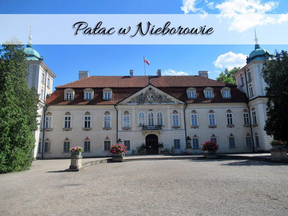 Pałac-w-Nieborowie
