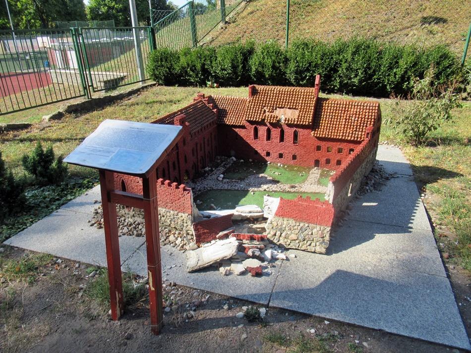 Park Miniatur Zamków Krzyżackich w Chełmnie