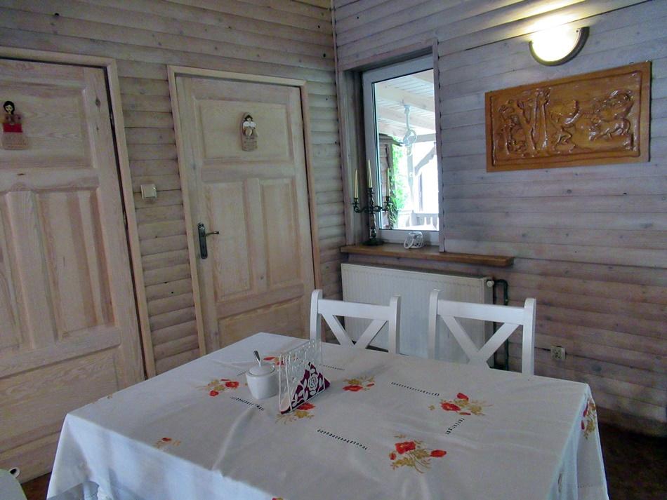 Restauracja Przystań nad Wdą w Świeciu