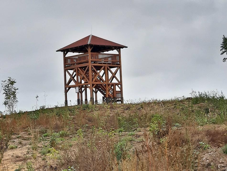 Wieża widokowa w Rytlu
