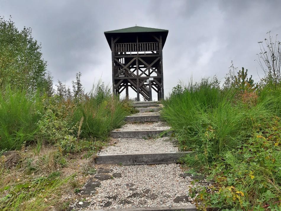Wieża widokowa w Trzebcinach