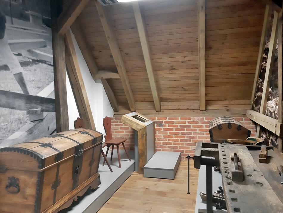 Zagroda Albrechta i Muzeum Kultury Ludowej Pomorza w Swołowie
