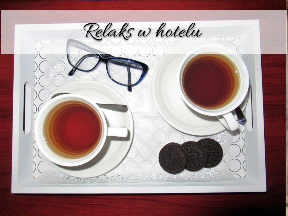 Relaks w hotelu