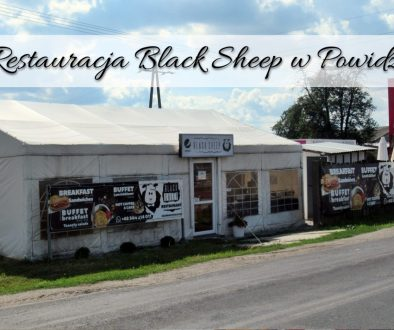 Restauracja Black Sheep w Powidzu