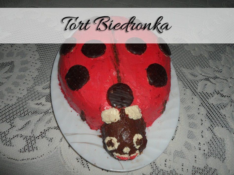 tort-biedronka