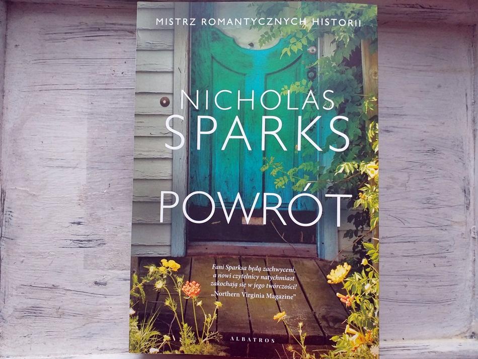",,Powrót"" Nicholas Sparks"