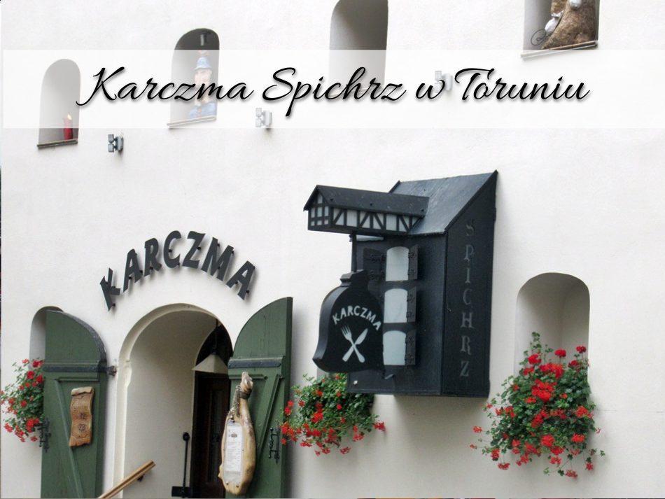 Karczma Spichrz w Toruniu