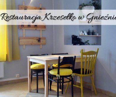 Restaracja Krzesełko w Gnieźnie