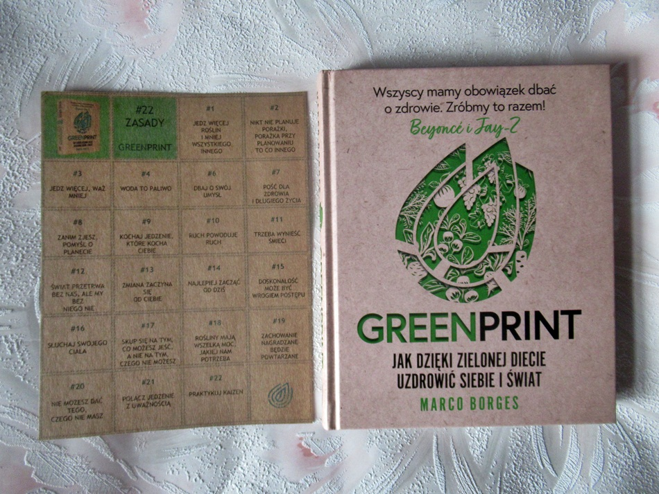 ",,Greenprint"" Marco Borges"