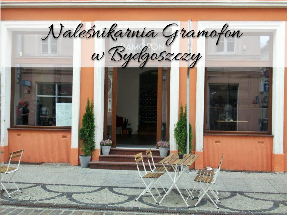 Naleśnikarnia Gramofon w Bydgoszczy