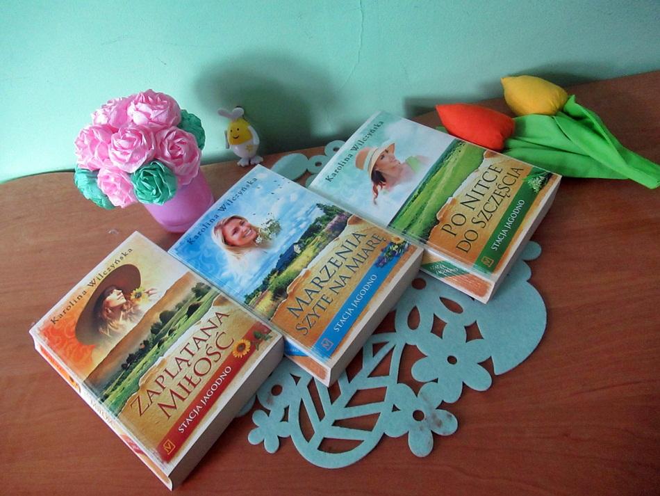 Książkowe hity na wiosnę