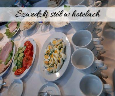 Szwedzki stół w hotelach
