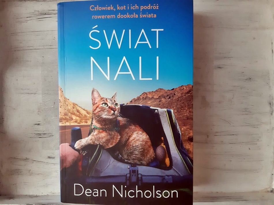 ",,Świat Nali"" Dean Nicholson"