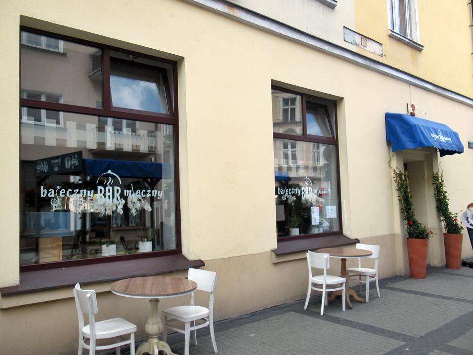 Bajeczny Bar Mleczny w Kaliszu
