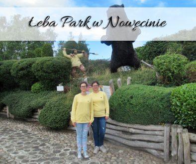 Łeba Park w Nowęcinie