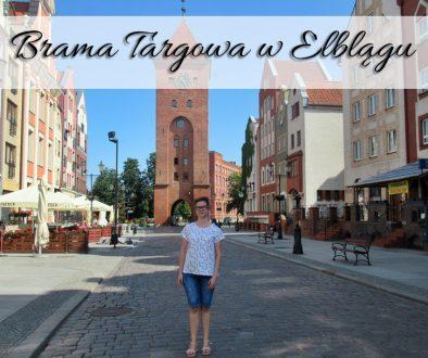 Brama Targowa w Elblągu