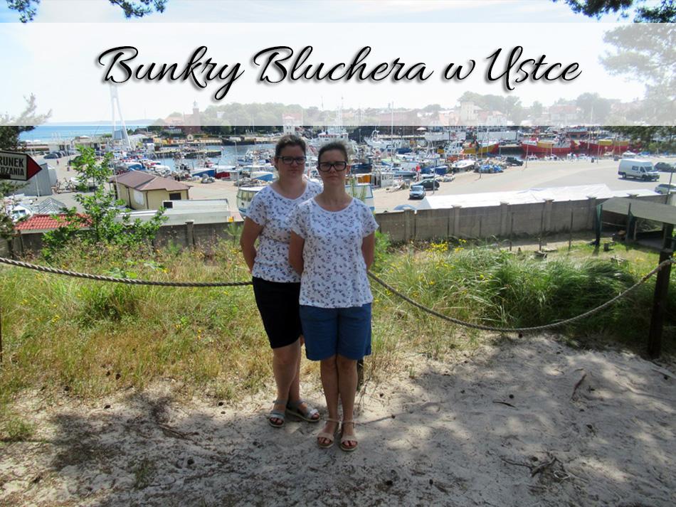 Bunkry Bluchera w Ustce