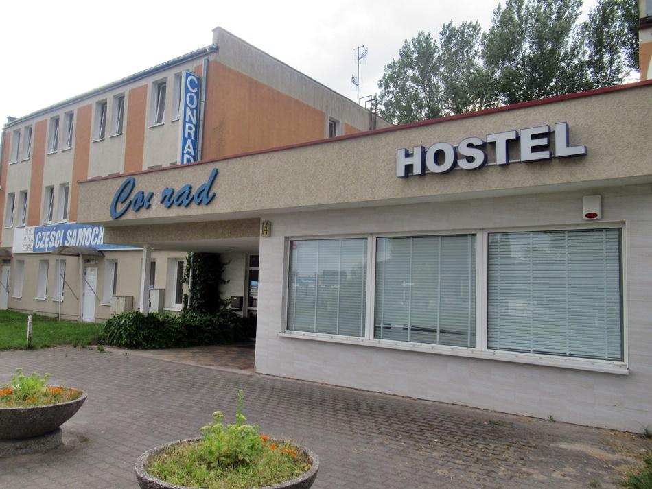 Hostel Conrad w Kołobrzegu