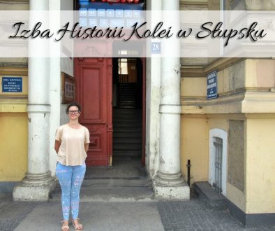 Izba Historii Kolei w Slupsku