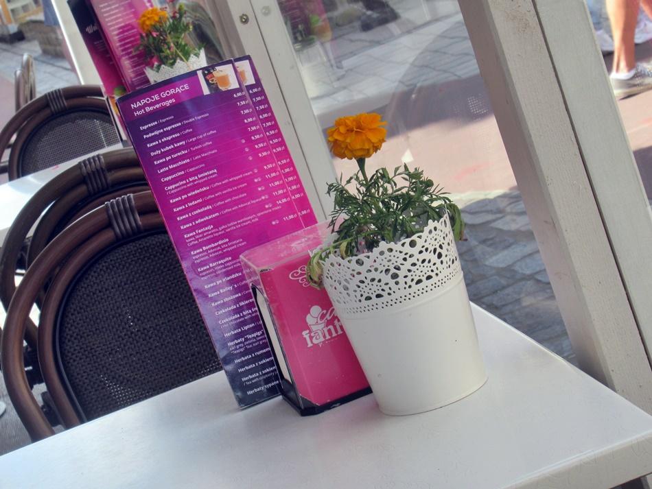 Kawiarnia Cafe Fantazja w Kołobrzegu
