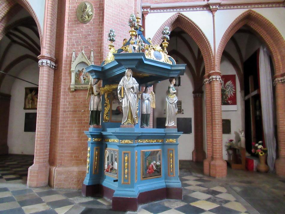 Konkatedra św. Jana Ewangelisty w Kwidzynie