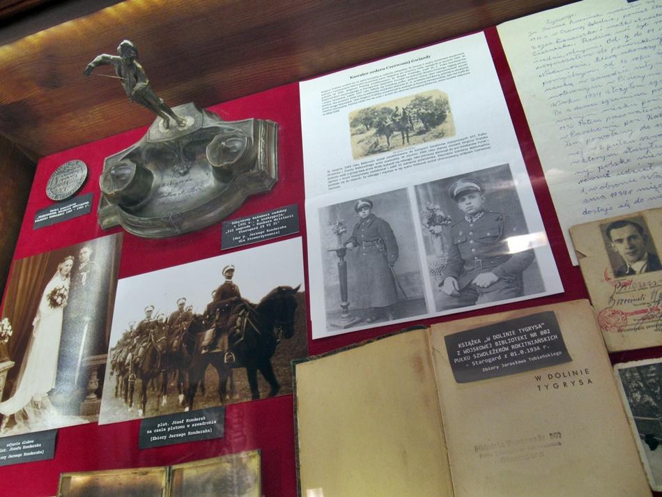 Muzeum 2. Pułku Szwoleżerów Rokitniańskich w Starogardzie Gdańskim