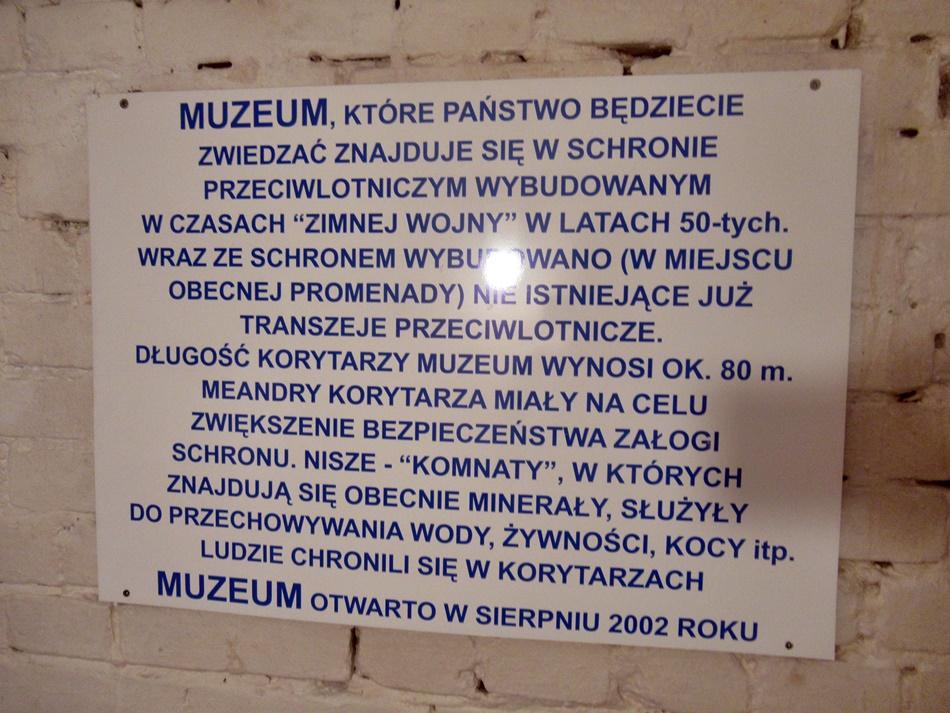 Muzeum Mineralogiczne w Ustce