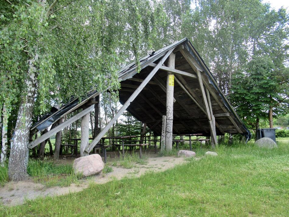 Punkt widokowy w Tolkmicku