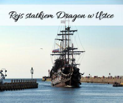 Rejs statkiem Dragon w Ustce