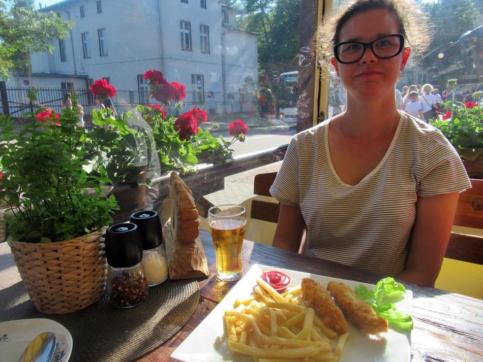 Restauracja Checz w Łebie