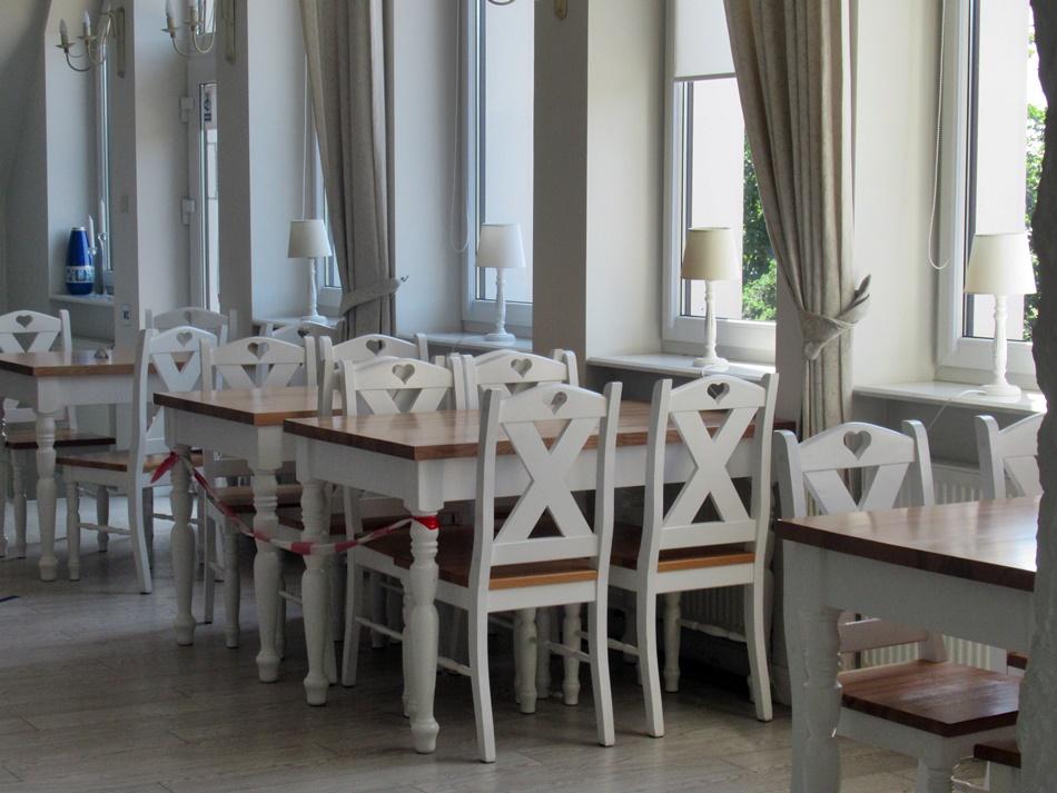 Restauracja Modra Sobótka w Ręboszewie
