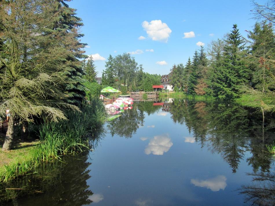 Rodzinny Park Rozrywki Nowa Holandia koło Elbląga
