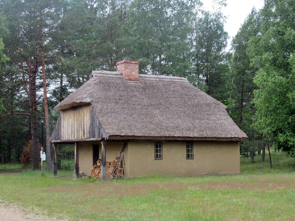 Skansen we Wdzydzach Kiszewskich