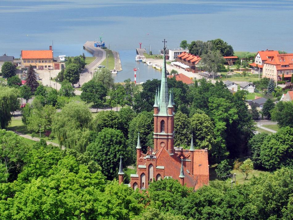 Co warto zobaczyć w Elblągu, Nowym Polu, Tolkmicku, Lesie Kadyńskim i Fromborku?
