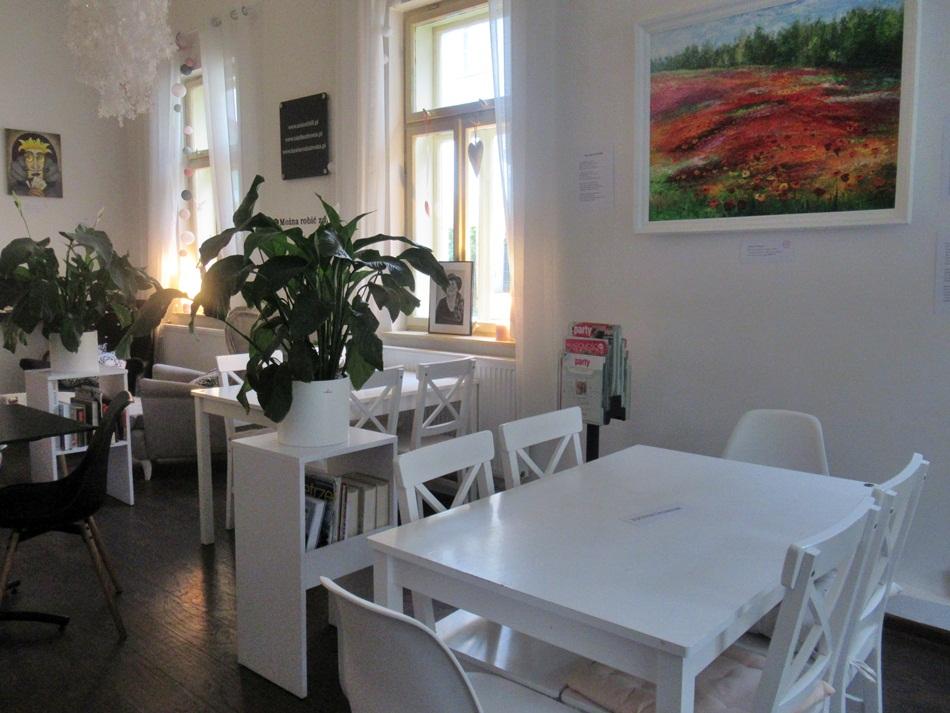 Kawiarnia Irenka w Ciechocinku